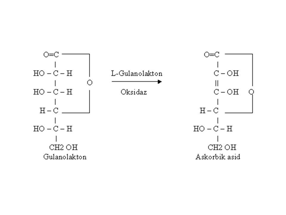 Fonksiyonları I.Hücrelerde oksido reduksiyon olaylarında etkili.