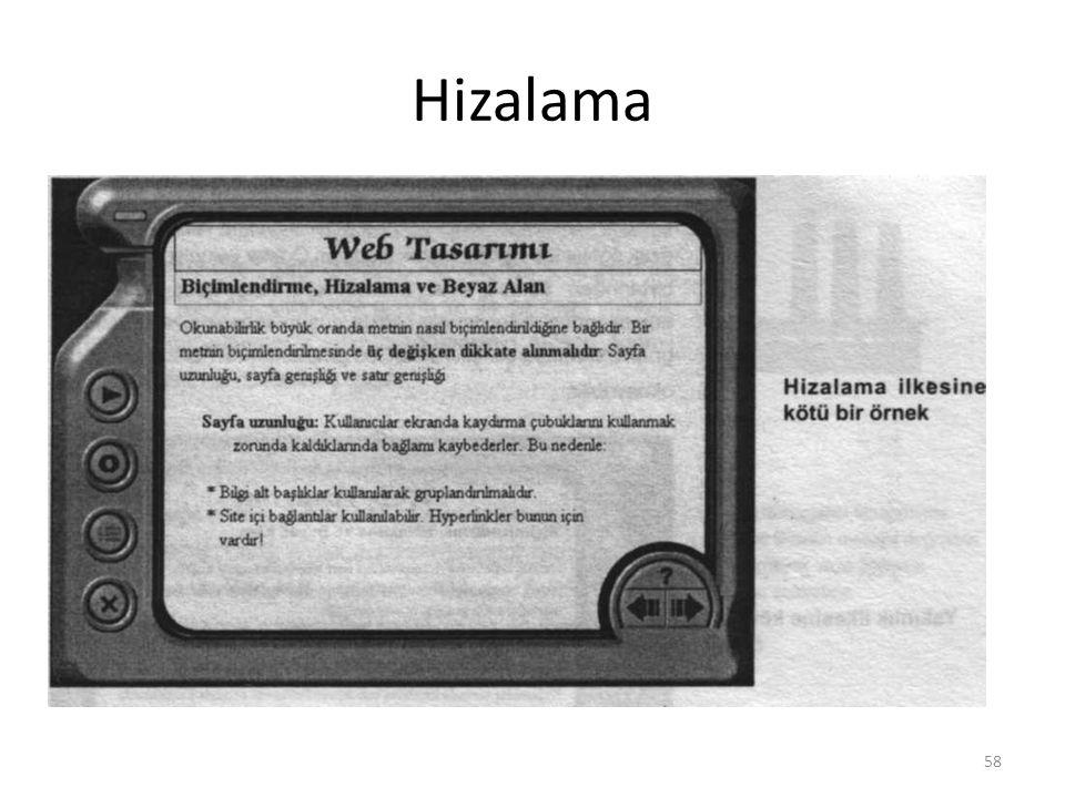 Hizalama 58