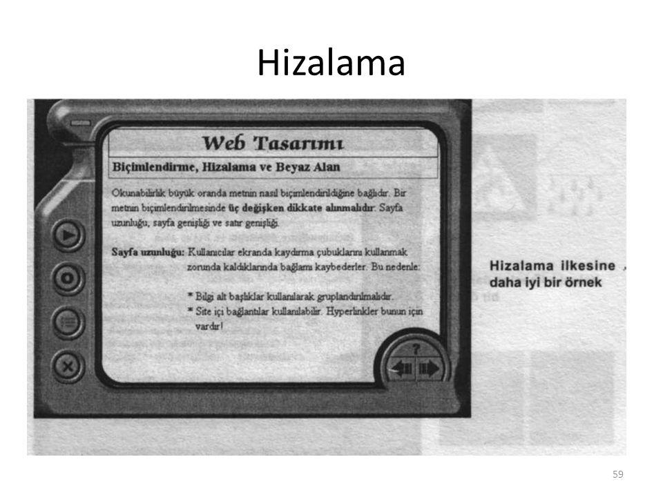 Hizalama 59