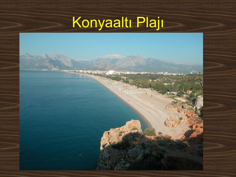www.yunusemrecosan.com Konyaaltı Plajı