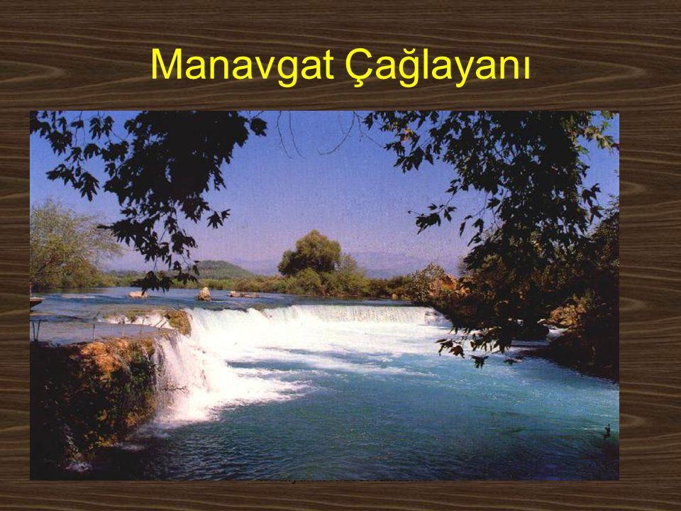 www.yunusemrecosan.com Manavgat Çağlayanı