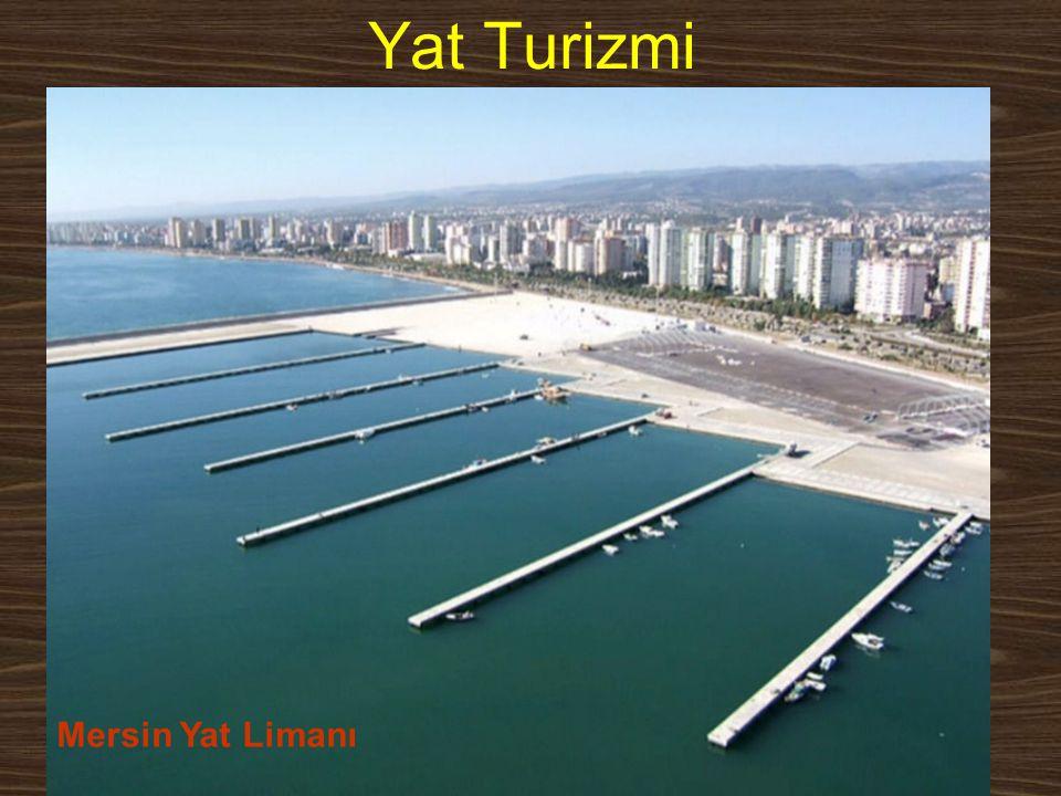 www.yunusemrecosan.com Yat Turizmi Mersin Yat Limanı