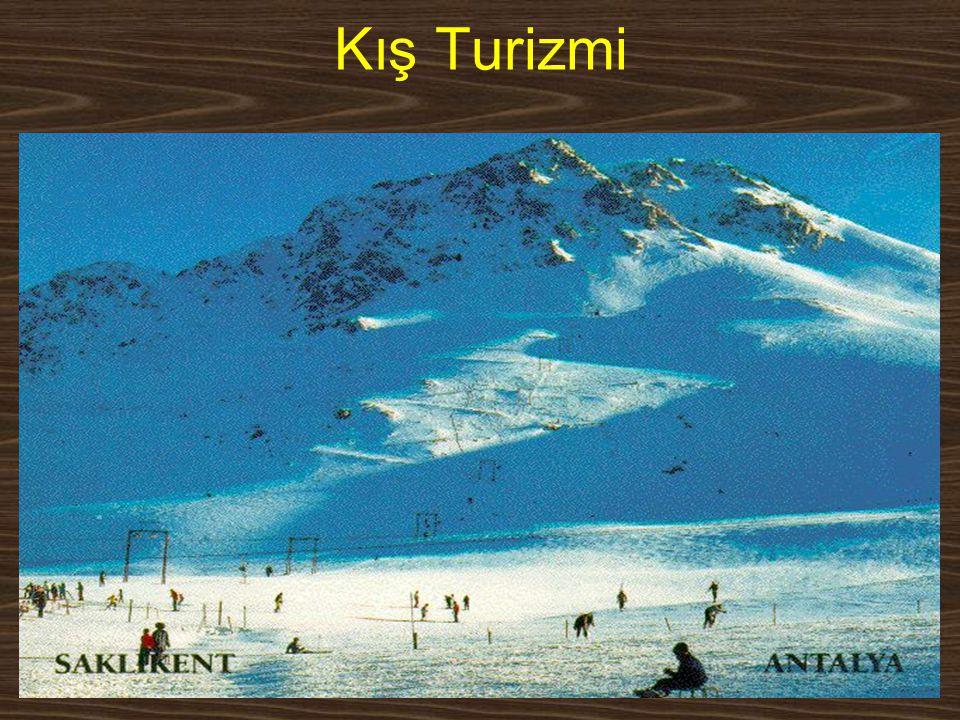www.yunusemrecosan.com Kış Turizmi