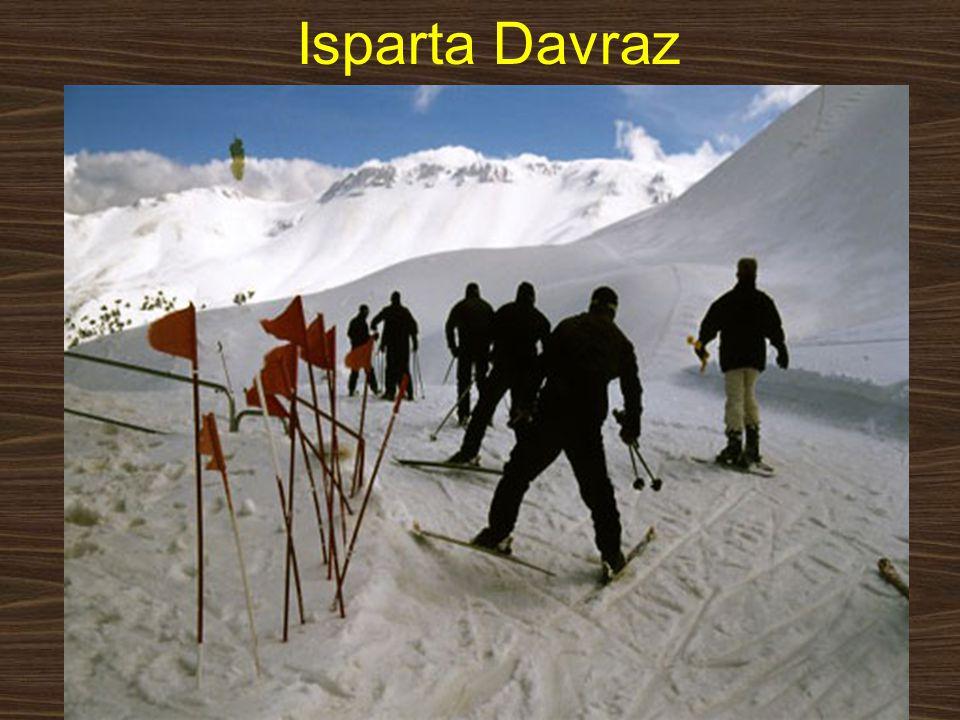 www.yunusemrecosan.com Isparta Davraz
