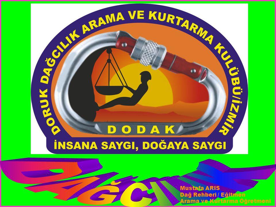 Mustafa ARIS Dağ Rehberi / Eğitmen Arama ve Kurtarma Öğretmeni