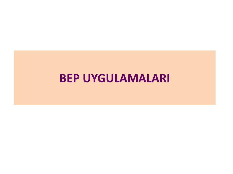2 BEP TANIMI  Bireyselleştirilmiş Eğitim Programı; Özel Eğitim gereksinimi olan bireylerin gelişim özellikleri, eğitim performansları ve ihtiyaçları doğrultusunda hazırlanan, destek eğitim hizmetlerini de içeren özel eğitim programıdır.
