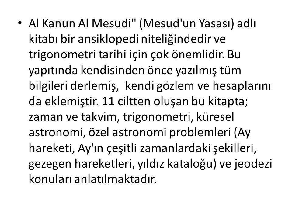 Al Kanun Al Mesudi