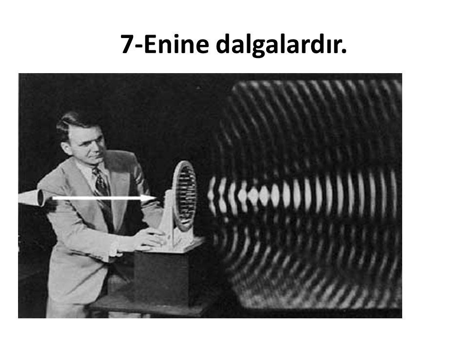 7-Enine dalgalardır.