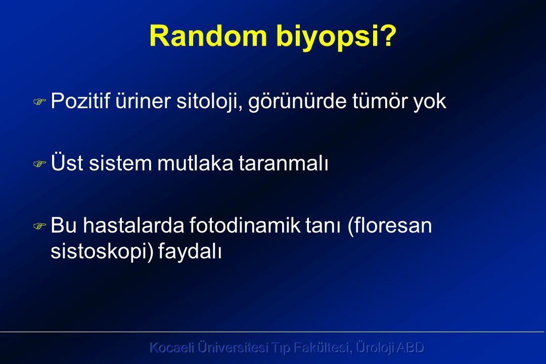 Random biyopsi.