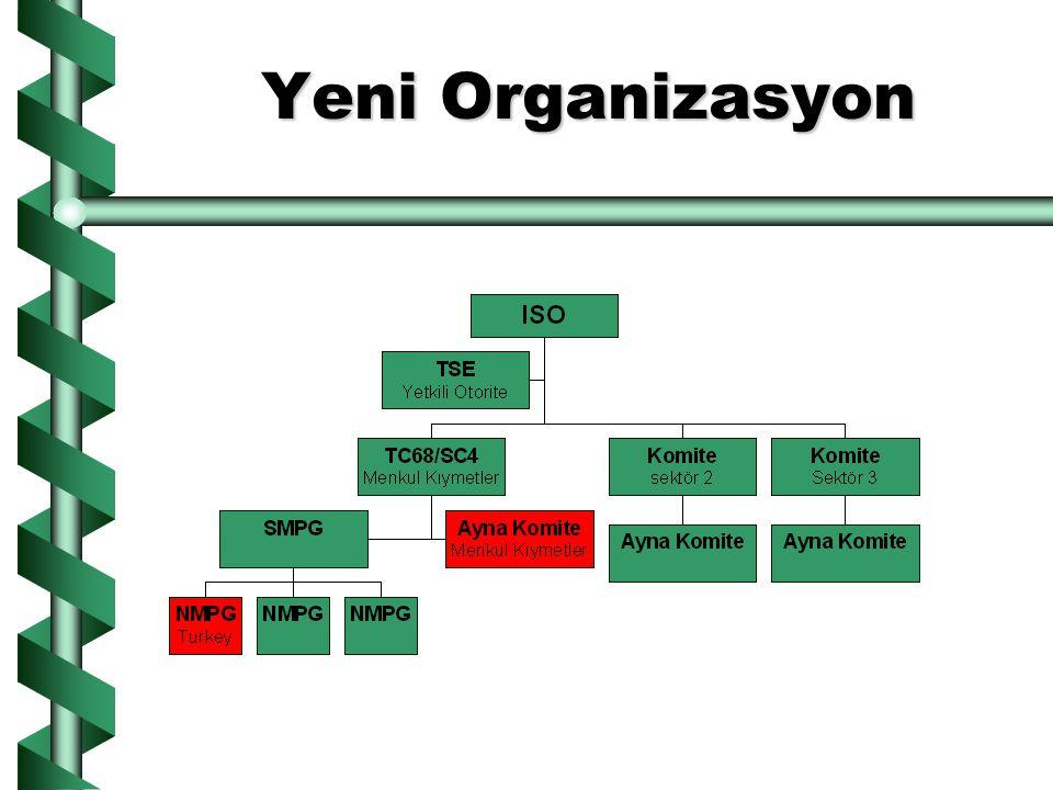 Yeni Organizasyon