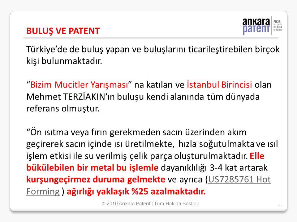 """Türkiye'de de buluş yapan ve buluşlarını ticarileştirebilen birçok kişi bulunmaktadır. """"Bizim Mucitler Yarışması"""" na katılan ve İstanbul Birincisi ola"""
