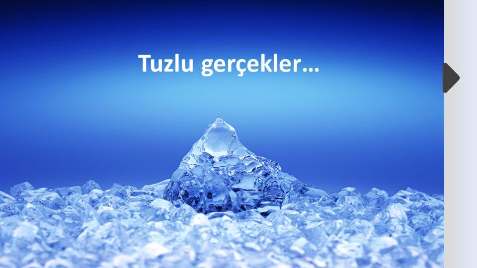 Vücudumuz ve Tuz.Yaşamımızı devam ettirebilmemiz için tuza ihtiyacımız var.