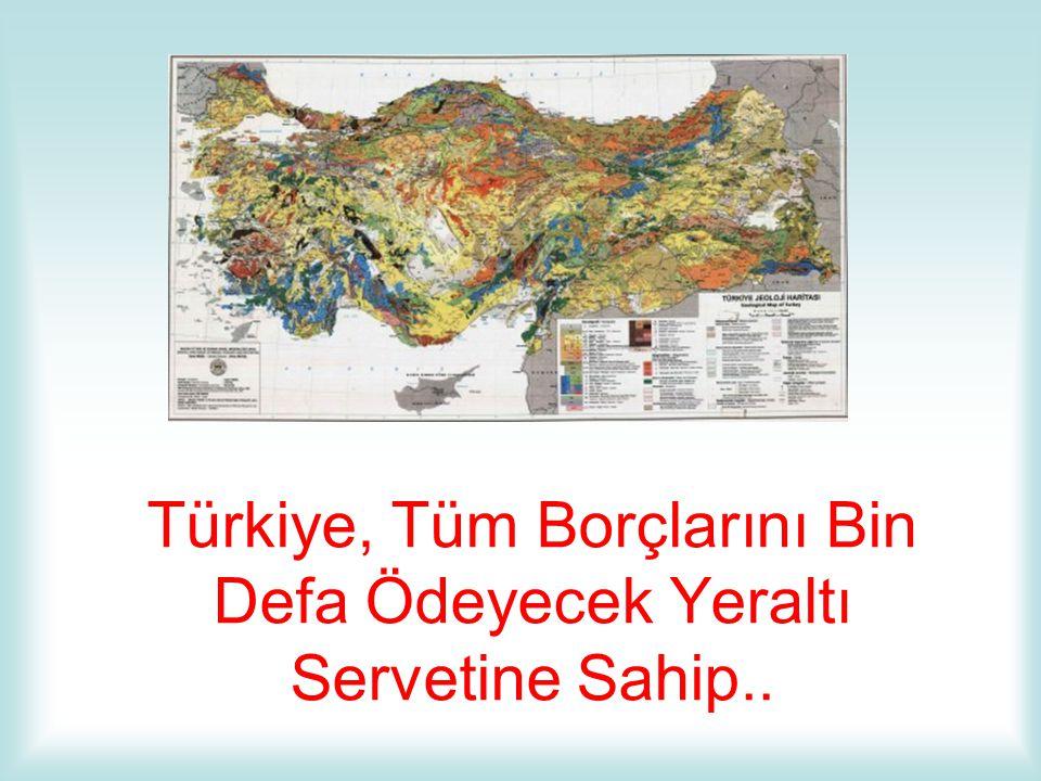  Türkiye altın potansiyeli: 6500 ton  İşletilen/İşletmeye hazır altın rezervi : 609 ton  Altın üretimi: 5 ton/yıl – Ovacık Altın Madeni,  Yıllık üretim potansiyeli: 30 yıl boyunca yılda 200 ton Türkiye işletilen ve işletmeye hazır altın yatakları Türkiye Altın Potansiyeli ANKARA OVACIK 40 ton ARTVİN CERATTEPE 37 ton GÜMÜŞHANE MASTRA 15 ton UŞAK KIŞLADAĞ 208 ton ESKİŞEHİR KAYMAZ 7 ton BALIKESİR KÜÇÜKDER E 8 ton İZMİR EFEMÇUKURU 34 ton MANİSA SART 10 ton ERZİNCAN ÇUKURDERE 250 ton