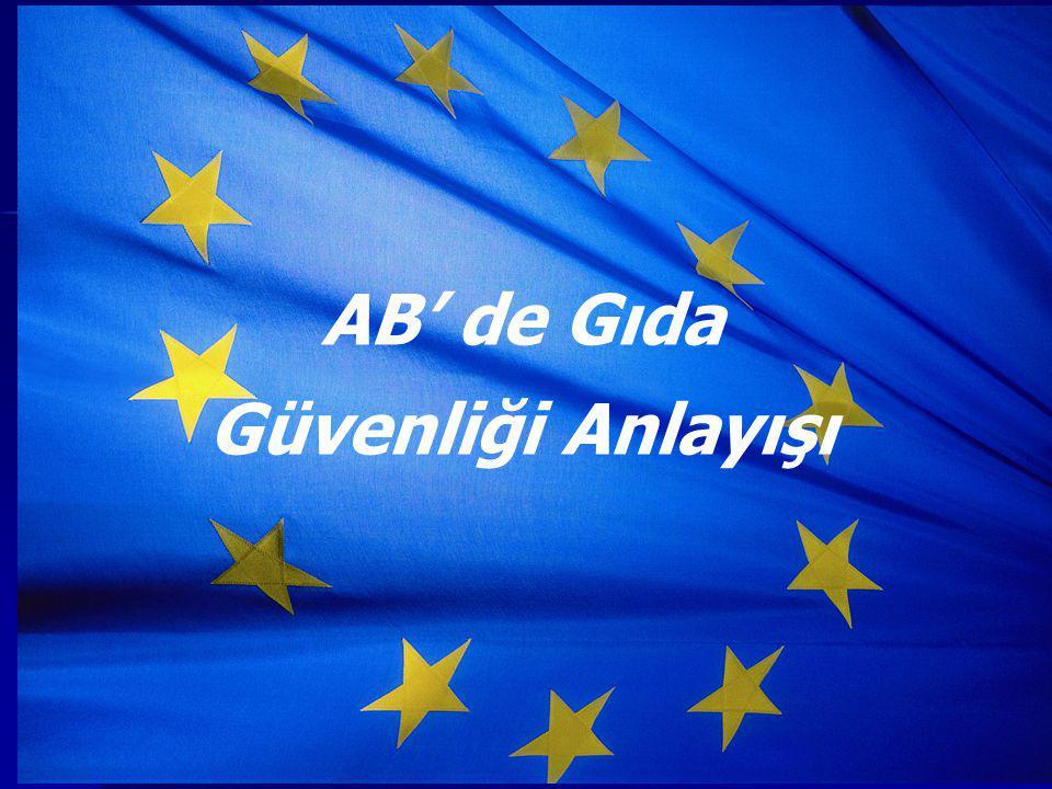 178/2002/EC sayılı söz konusu tüzük ile Avrupa Komisyonu ve üye ülke hükümetleri tarafından herhangi bir gıda tehlikesi durumunda kullanılması hedeflenen Hızlı Alarm Sistemi nin (RASSF) geliştirilmesi zorunlu kılınmış ve bu sistem, tehlikeye karşı Avrupa Komisyonu' na acil önlem alma ve eylem hakkı tanımıştır.