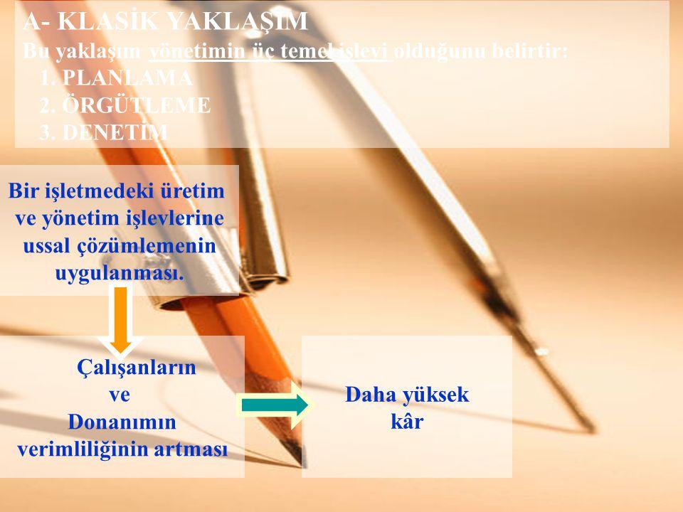 ÖRGÜTLENDİRME Örgütlendirme, işletmenin yaşayacağı alanın çizilmesi, işletme yapısının iskeletinin oluşturulmasıdır.