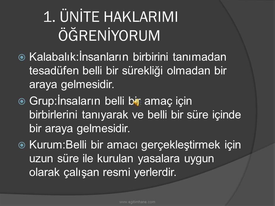 UMARIM BEĞENİRSİNİZ İYİ SEYİRLER www.egitimhane.com