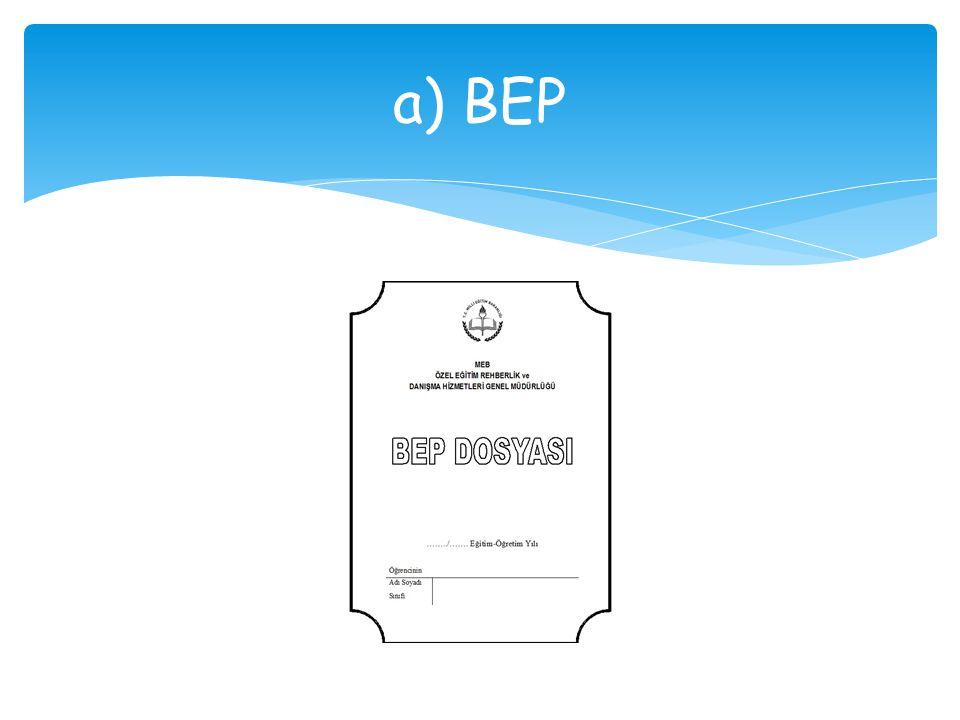 a) BEP