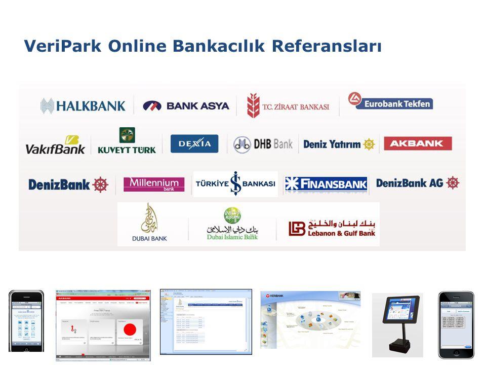 ©2010 VeriPark4 VeriPark Online Bankacılık Referansları