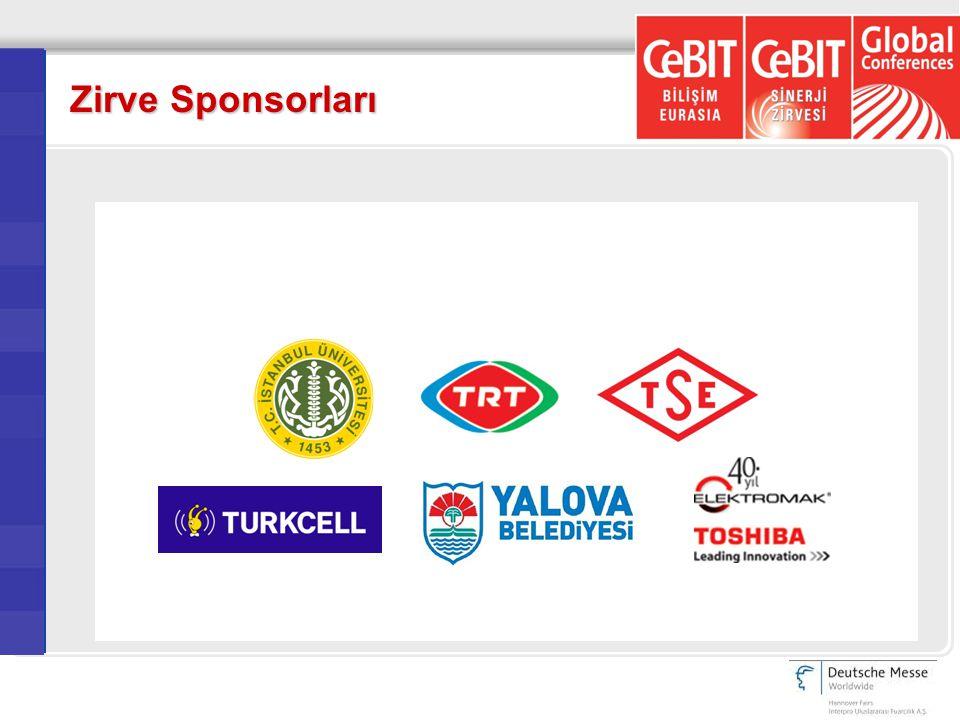 Zirve Sponsorları
