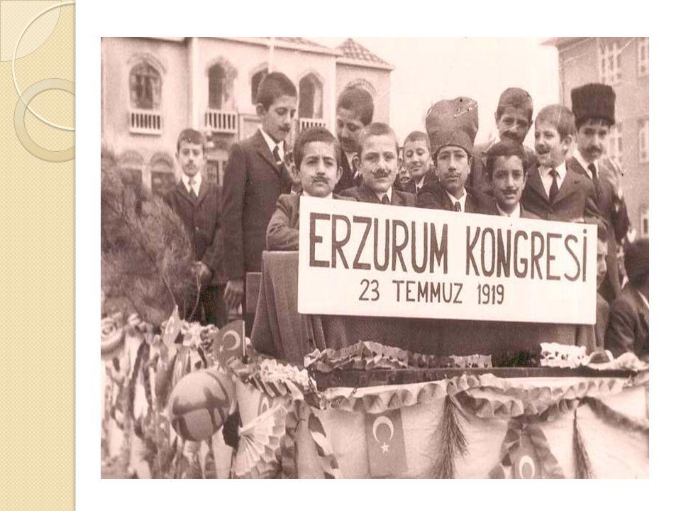 Amasya genelgesinin önemi ve sonuçları Kurtuluş savaşının ilk siyasi belgesidir.