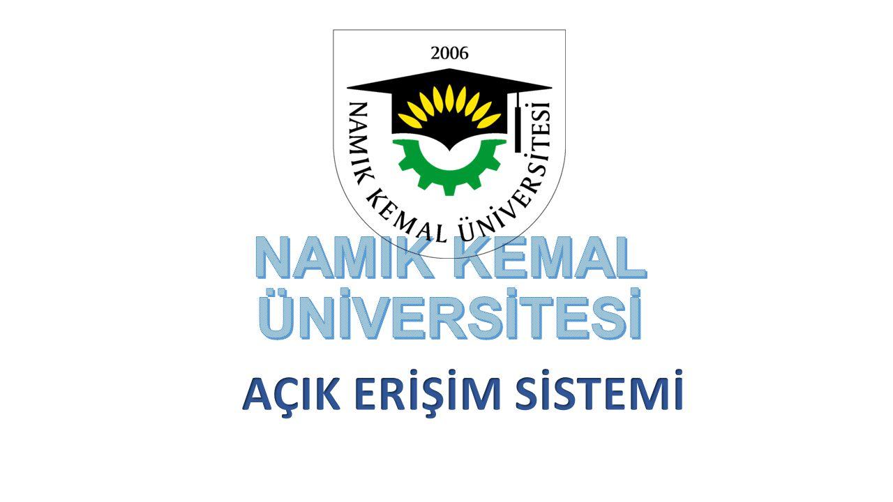 YÜKSEKÖĞRETİM KURULU BAŞKANLIĞI tarafından tüm üniversitelere gönderilen yazıda, Eylül 2014 tarihine kadar açık erişim sistemlerinin tamamlanıp veri girişlerinin bitirilmesi gerektiği bildirilmiştir.