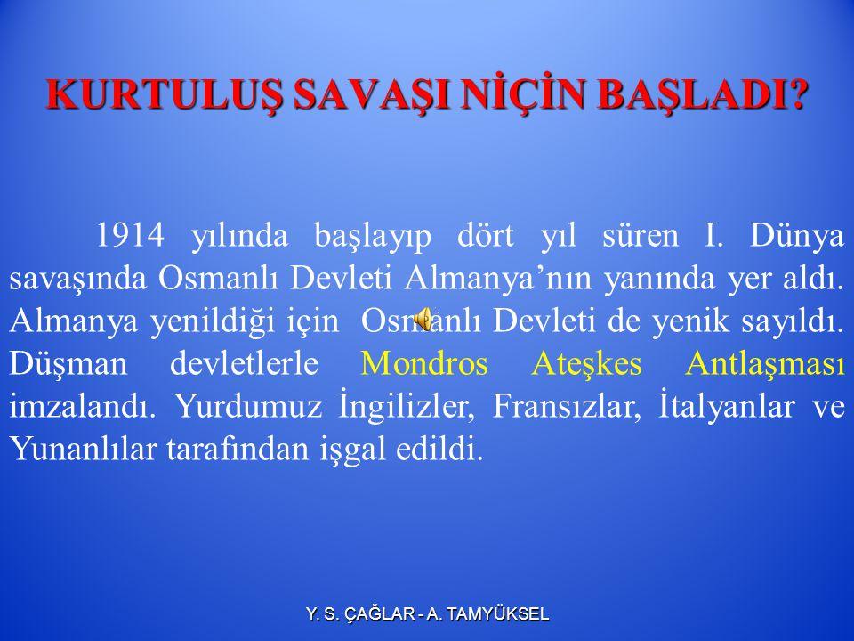 CUMHURİYET BAYRAMI 29 Ekim 1923 te Türkiye Büyük Millet Meclisi (TBMM) nin Cumhuriyeti ilan etmesinin kutlandığı, Türkiye nin resmî bayramlarından biridir.