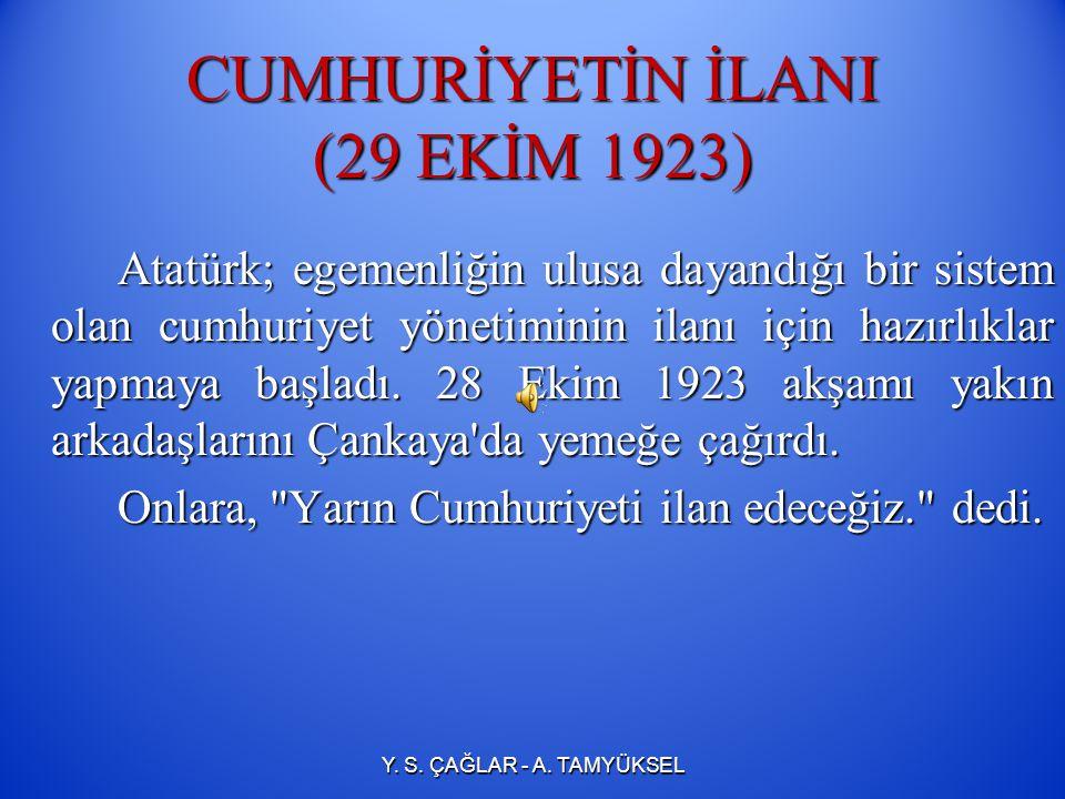 ANKARA'NIN BAŞKENT OLUŞU (13 EKİM 1923) Osmanlı İmparatorluğu nun başkenti İstanbul idi.