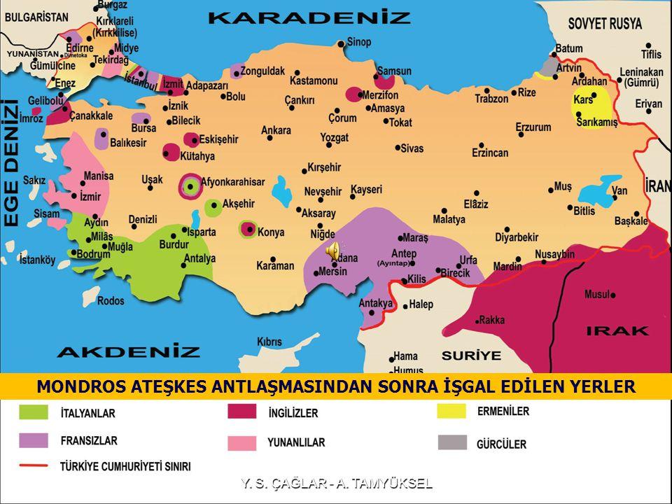 KURTULUŞ SAVAŞI NİÇİN BAŞLADI? 1914 yılında başlayıp dört yıl süren I. Dünya savaşında Osmanlı Devleti Almanya'nın yanında yer aldı. Almanya yenildiği