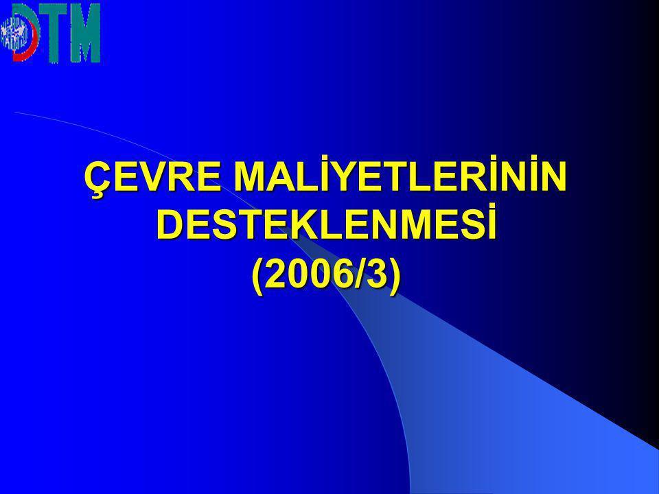 İŞTİRAKÇİ FİRMALARIN DESTEKLENMESİ Genel nitelikli milli katılım veya Türk ihraç ürünleri fuarlarında %50 (SDŞ: %75) (Max.