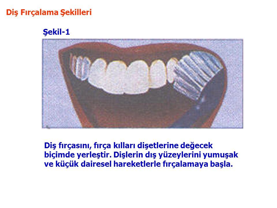 Eğer diş macunun ve diş fırçan varsa sakın çürüklerden korkma !