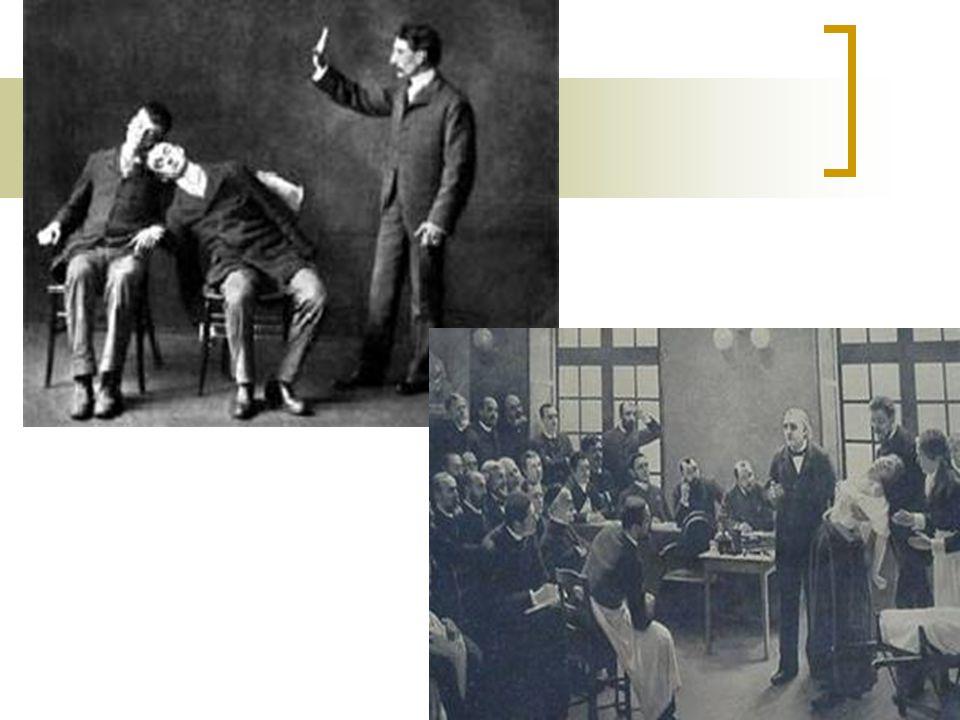 HİPNOZUN TARİHÇESİ İlk kez 1765 yılında Franz Antoine Mesmer hipnozu kullanmaya başladı.