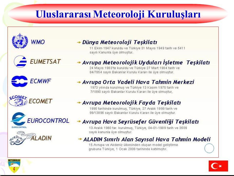 Hazırlayan: Mustafa ADIGÜZELDış İlişkiler Şube Müdürü, 16 Aralık 2004 14.01.2008 H.MURAT PULLA DIŞ İLİŞKİLER ŞUBE MÜDÜRÜ 15 Uluslararası Meteoroloji K