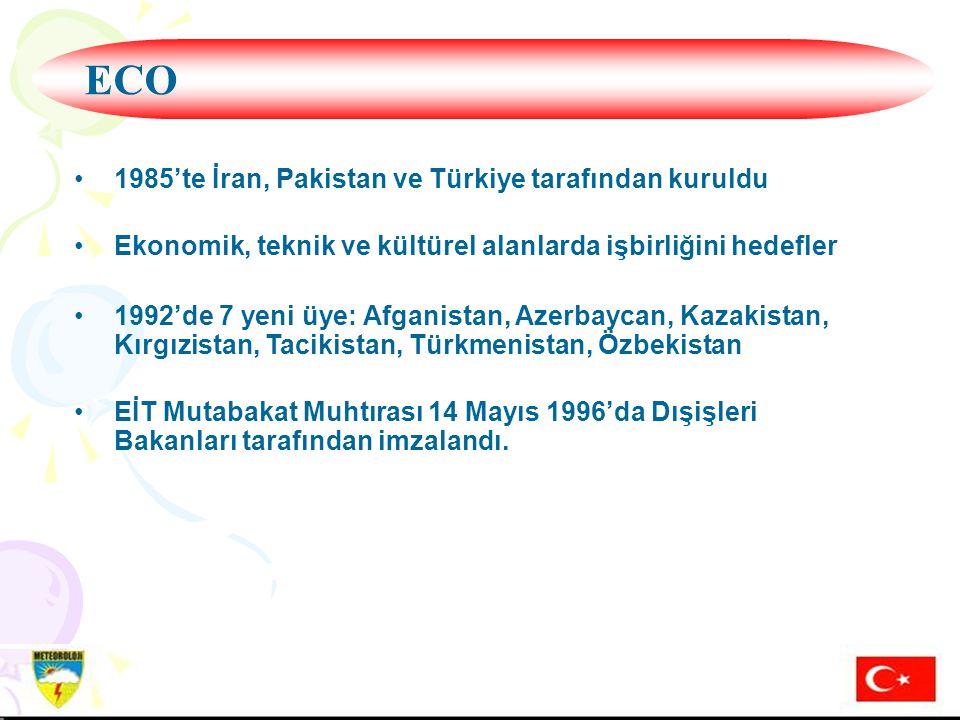 Hazırlayan: Mustafa ADIGÜZELDış İlişkiler Şube Müdürü, 16 Aralık 2004 14.01.2008 H.MURAT PULLA DIŞ İLİŞKİLER ŞUBE MÜDÜRÜ 42 1985'te İran, Pakistan ve