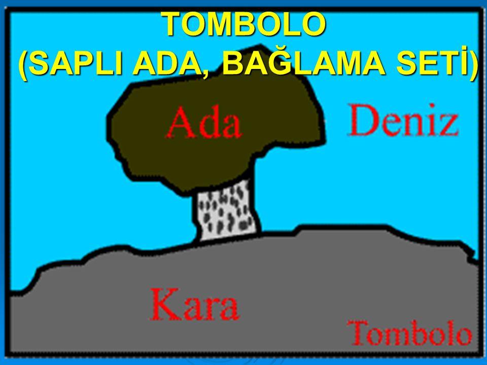 TOMBOLO (SAPLI ADA, BAĞLAMA SETİ)