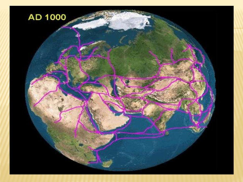 Dünya Ticareti -/+ 200 MÖ/MS