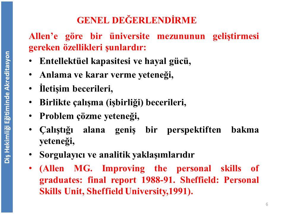 Türkiye'de Yüksek Öğretim İle İlgili Gelişmeler 2005 yılında çıkartılan YÖK yönetmeliği ile Ulusal Öğrenci Temsilcileri Konseyi kurulmuştur.