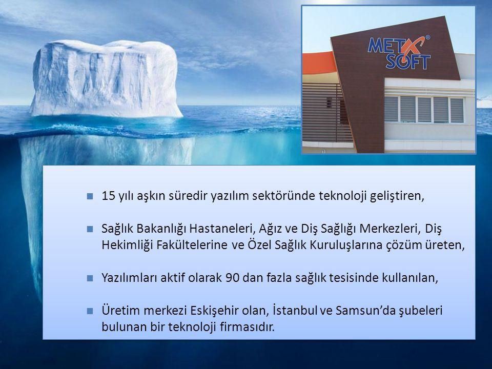 ProDent Diş Kliniği Bilgi Yönetim Sistemi.
