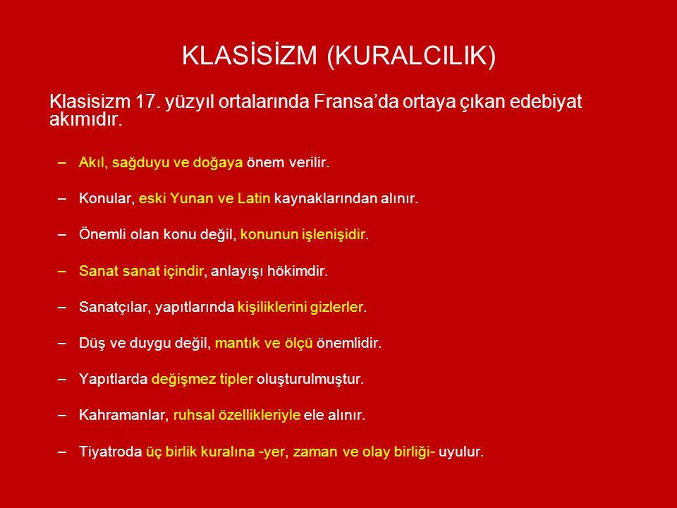 DADAİZM (KURALSIZLIK) 20.