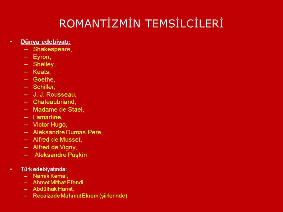 REALİZM (GERÇEKÇİLİK) Realizm, 19.