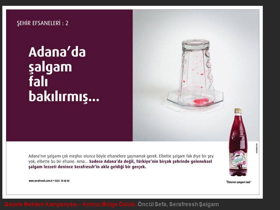 Kurumsal İmaj Reklamı – Kırmızı Bölge Ödülü: SVStudios, Mega Gıda Kayseri Mutfağı Franchise