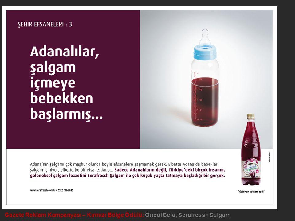 Gıda & İçecek Reklamı – Kırmızı Bölge Ödülü: Reklam Merkezi, Foça Saf Ayran