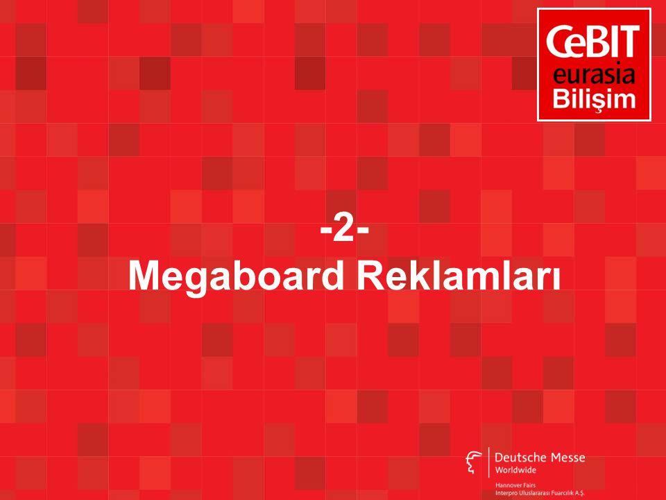 -2- Megaboard Reklamları