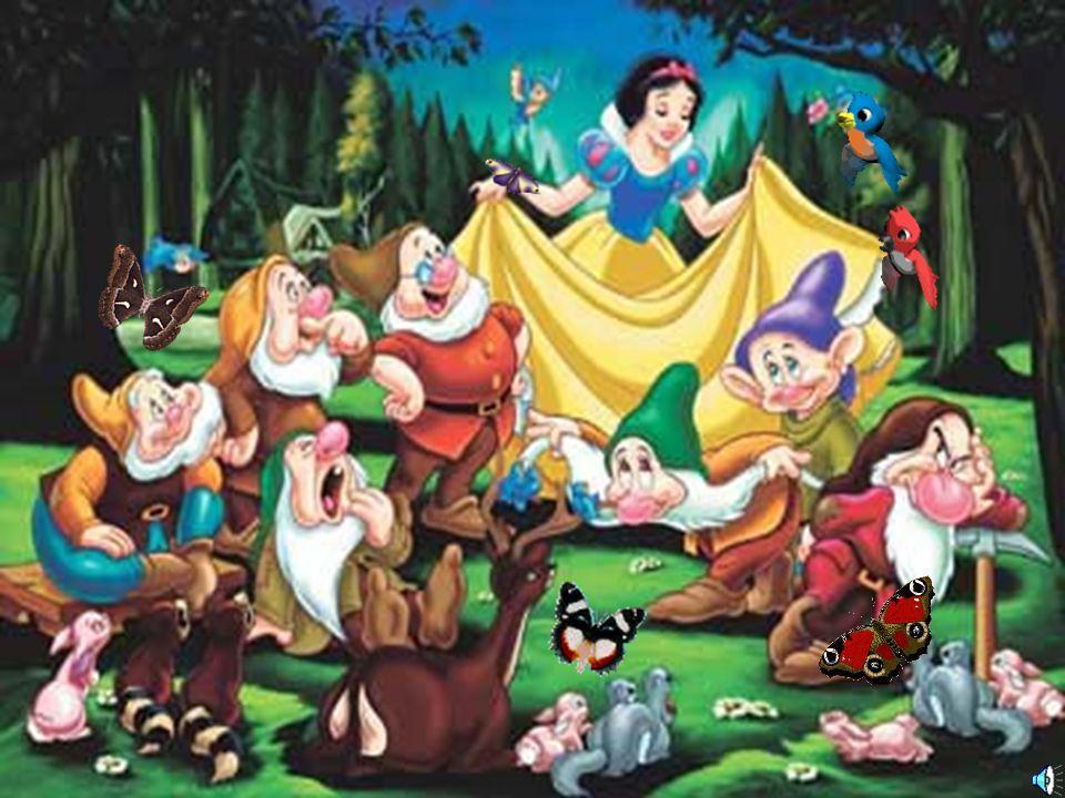 4 Pamuk Prenses'in söylediği şarkıda en çok Hangi sesi duydunuz .