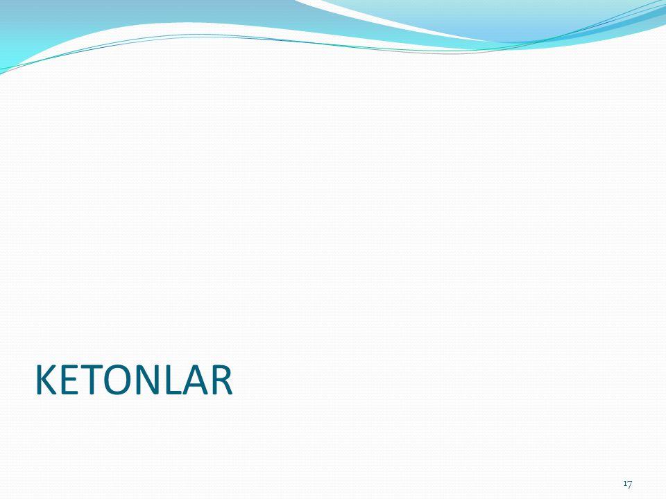 KETONLAR 17