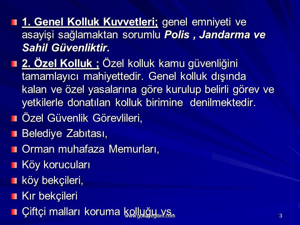 3) Aşağıdakilerden hangisi özel güvenlik görevlisinin kullanabileceği temel hak ve hürriyetlerden değildir.