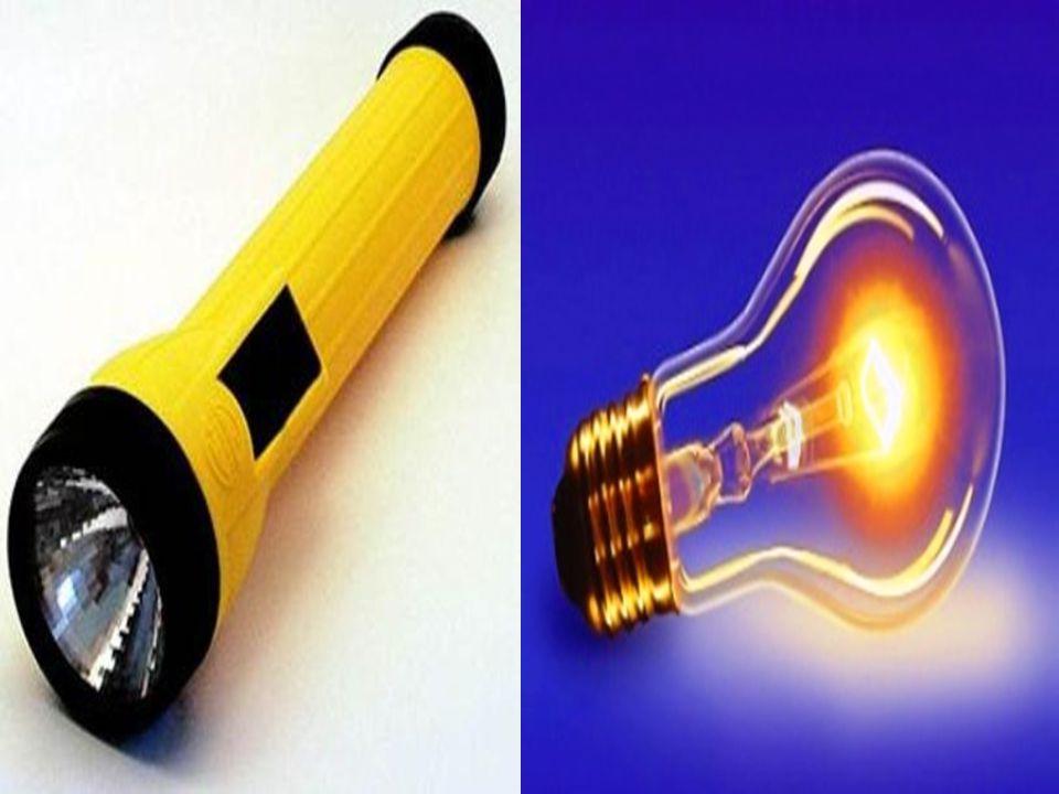Ampul Trafik lambası Meşale Televizyon ekranı Fener Tungsten Fitilli Lamba Ark Lambaları Buharlı Lambalar Floresan Lambalar Havagazı Lambaları, Asetilen Lambaları Petrol Lambaları Kandiller Magnezyum lambalar Mum yapay ışık kaynaklarıdır