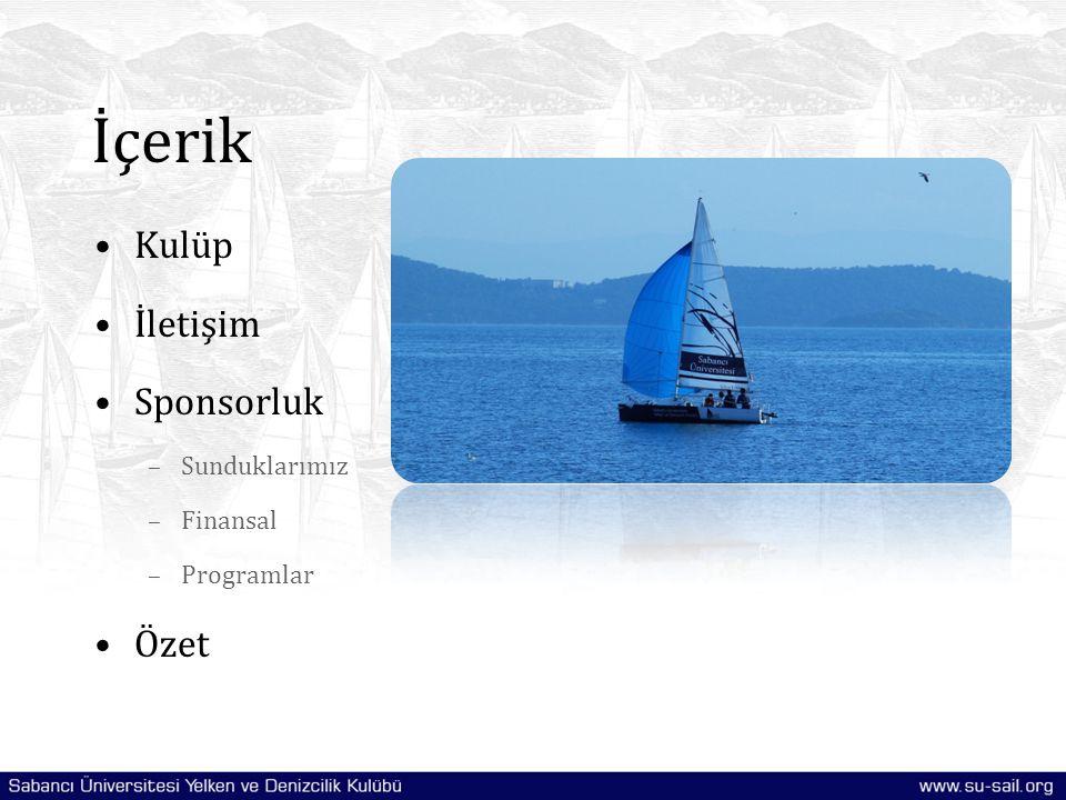 Kulübümüz 2001 yılında kurulduk.Denizi ve yelken yapmayı seven üyeler yetiştiriyoruz.