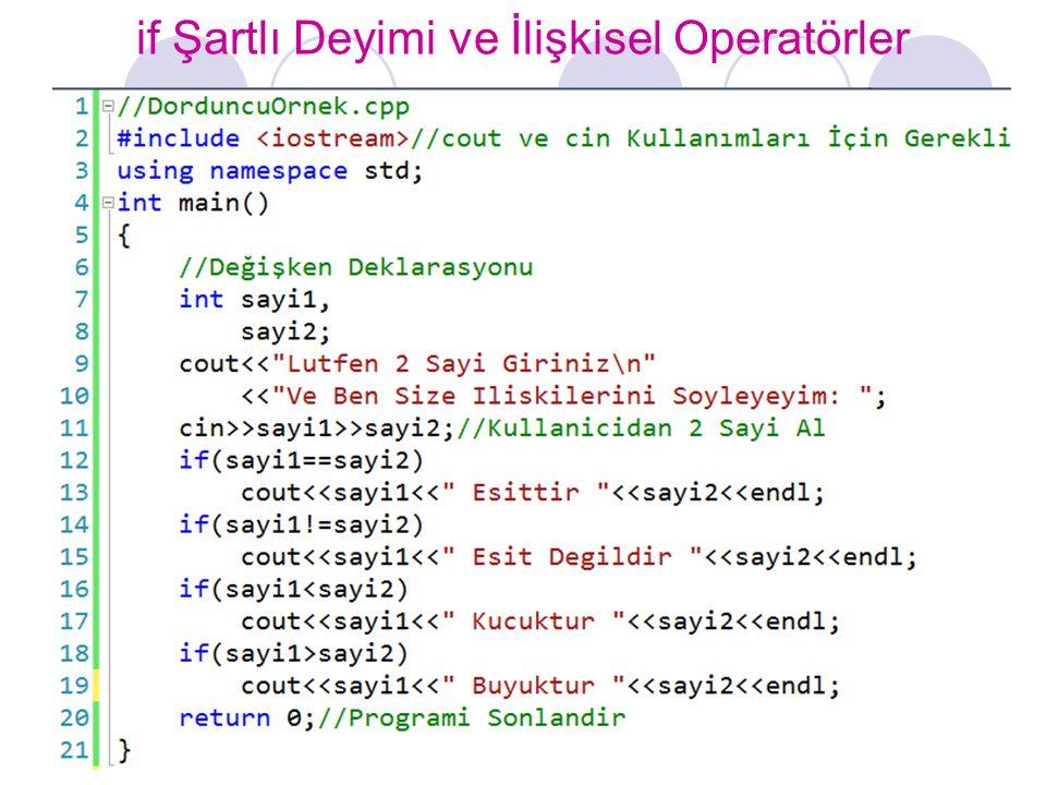 static_cast<> Operatörü Ortalamalar çoğu kez integer değere sahip olmazlar.