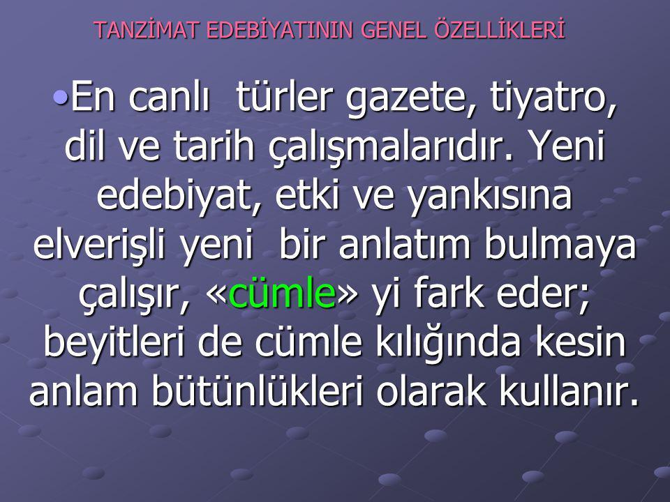İkinci Dönem Tanzimat Edebiyatı Sanatçıları: Şemsettin SamiŞemsettin Sami (1850 - 1904)