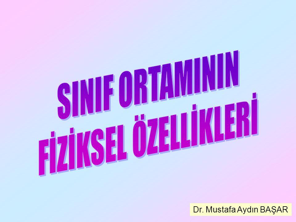 Dr. Mustafa Aydın BAŞAR